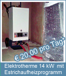 Elektrotherme 14 kW