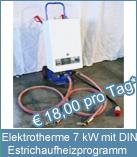 Elektrotherme 7 kW